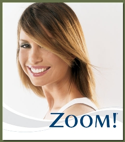 Photo of young woman with a bright smile for Zoom Whitening from Bedminster NJ dentist Dr. Allyson Hurley.